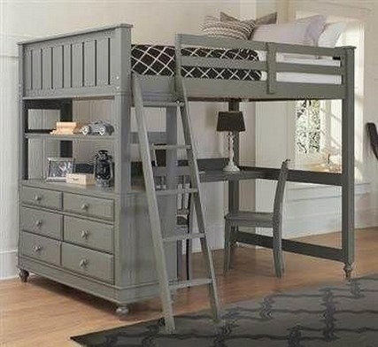 ✔️ Why Bunk Beds With Stairs And Desk 16