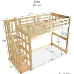 31 Most Popular Kids Bunk Beds Design Ideas Make Sleeping Fun For Your Kids 26
