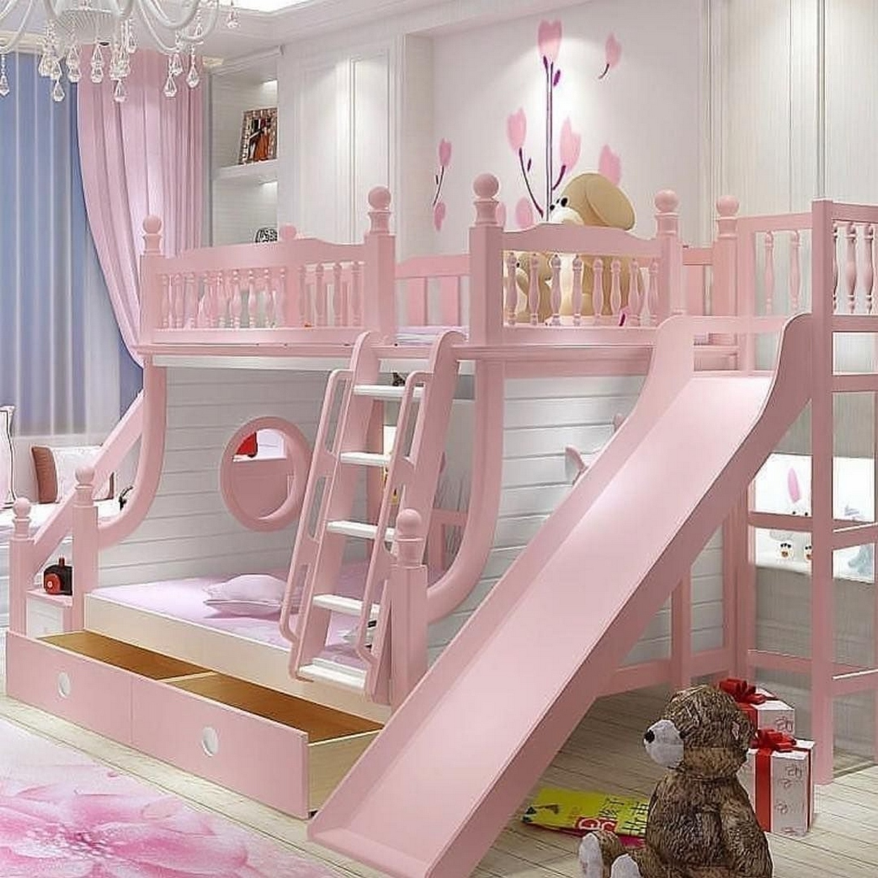 31 Top Choices Bunk Beds For Kids Design Ideas Tips For Choosing It 5