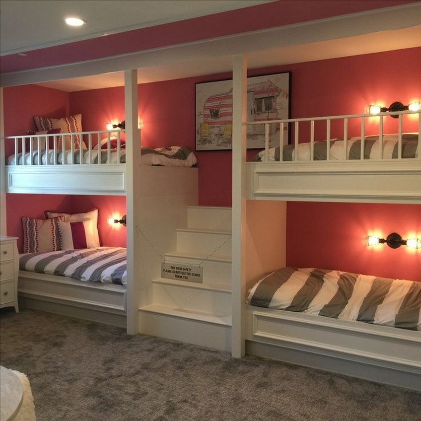 31 Top Choices Bunk Beds For Kids Design Ideas Tips For Choosing It 8