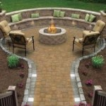 37 Most Popular Backyard Fire Pits Design Ideas- A Perfect Way to Entertain Guests 7063