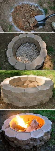 37 Most Popular Backyard Fire Pits Design Ideas- A Perfect Way to Entertain Guests 7075