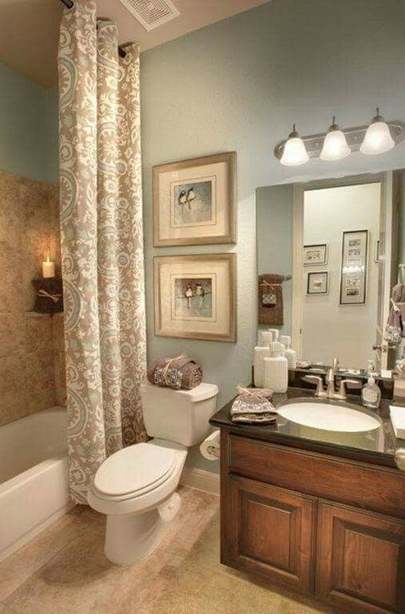 49 Small Bathroom Storage Decoation Ideas Here's How To Get All The Space You Need 38