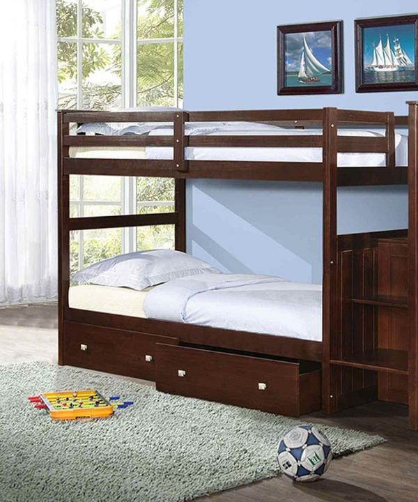 72 Most Popular Full Size Loft Bed with Stairs and What You Must Know 6399