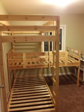 85 Best Of Queen Loft Beds Design Ideas- A Perfect Way to Maximize Space In A Room 6336