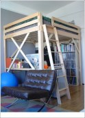 85 Best Of Queen Loft Beds Design Ideas- A Perfect Way to Maximize Space In A Room 6260