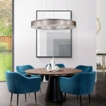 97 Most Popular Of Modern Dining Room Tables In A Contemporary Style 6822