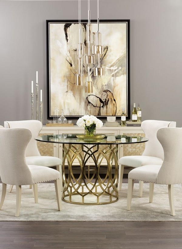 97 Most Popular Of Modern Dining Room Tables In A Contemporary Style 6832