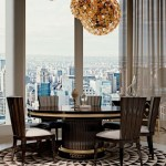 97 Most Popular Of Modern Dining Room Tables In A Contemporary Style 6855
