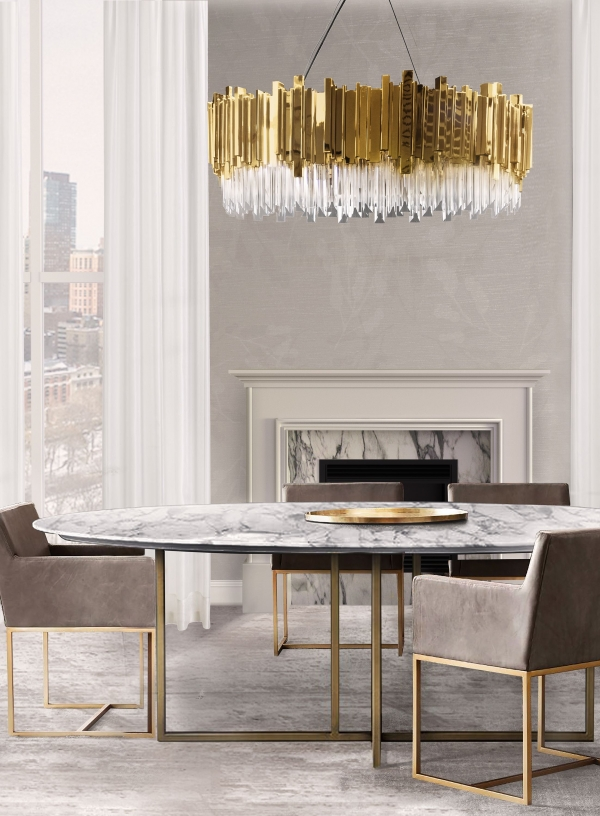 97 Most Popular Of Modern Dining Room Tables In A Contemporary Style 6877