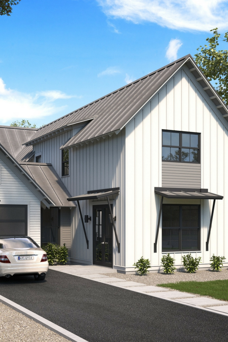 10 top Choices Beautiful Modern 2 Story House 9528