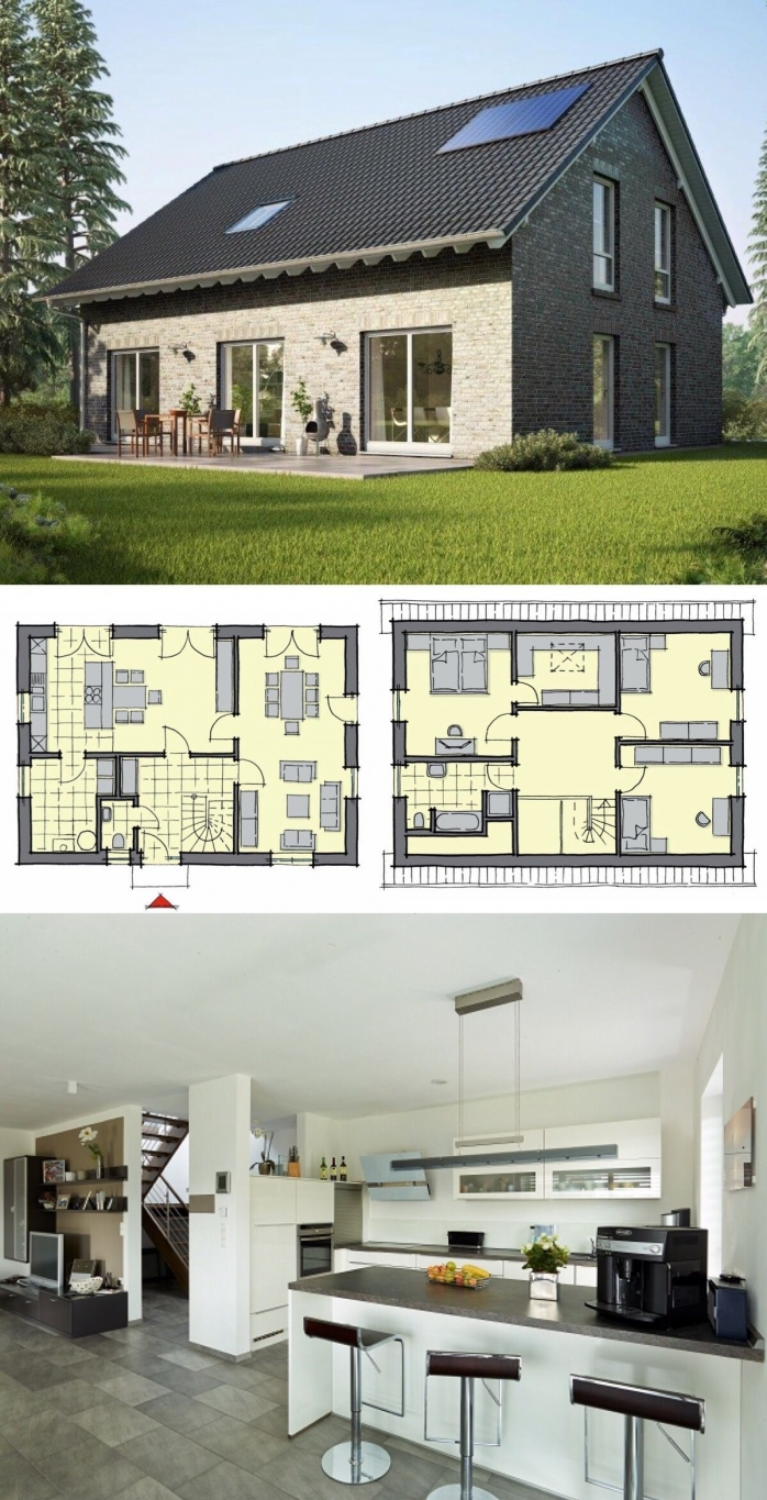 10 top Choices Beautiful Modern 2 Story House -9534