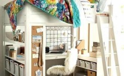 39 Amazing Bunk Beds With Desk Design Ideas Tips Choosing Bunk Beds With Desks 36