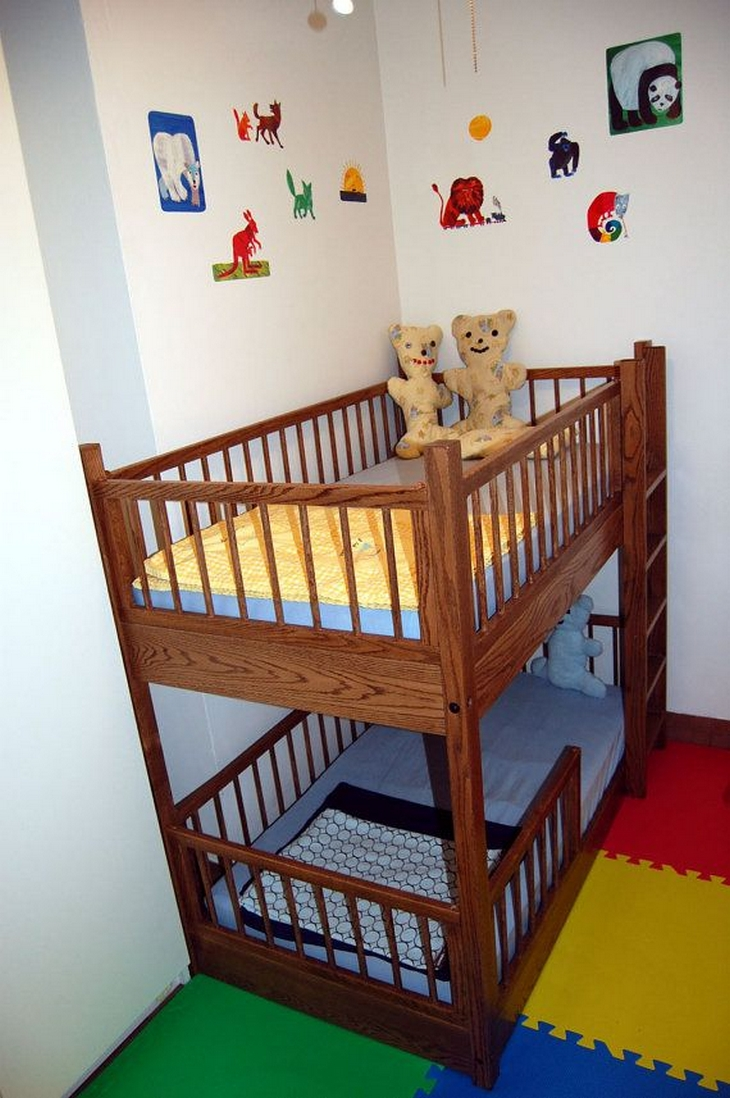 82 Amazing Models Bunk Beds With Guard Rail On Bottom Ensuring Your Bunk Bed Is Safe For Your Children 1