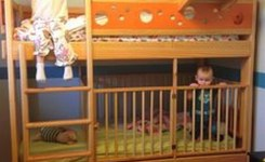 82 Amazing Models Bunk Beds With Guard Rail On Bottom Ensuring Your Bunk Bed Is Safe For Your Children 10