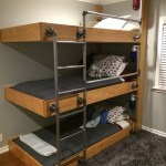 82 Amazing Models Bunk Beds With Guard Rail On Bottom Ensuring Your Bunk Bed Is Safe For Your Children 20