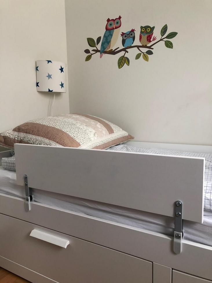 82 Amazing Models Bunk Beds With Guard Rail On Bottom Ensuring Your Bunk Bed Is Safe For Your Children 26