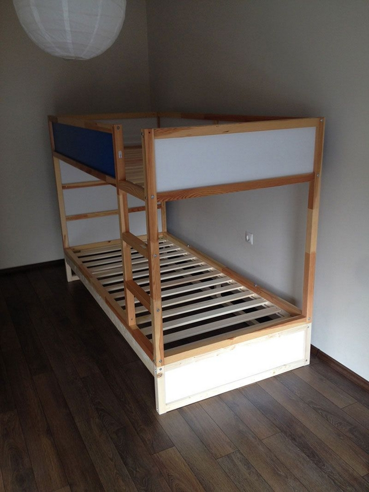 82 Amazing Models Bunk Beds With Guard Rail On Bottom Ensuring Your Bunk Bed Is Safe For Your Children 62
