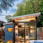 86 Modern Shed Design Looks Luxury to Complement Your Home-9454