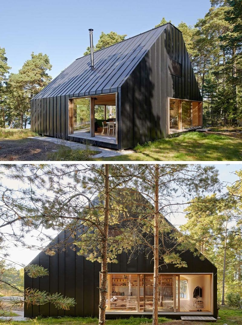 86 Modern Shed Design Looks Luxury to Complement Your Home-9482