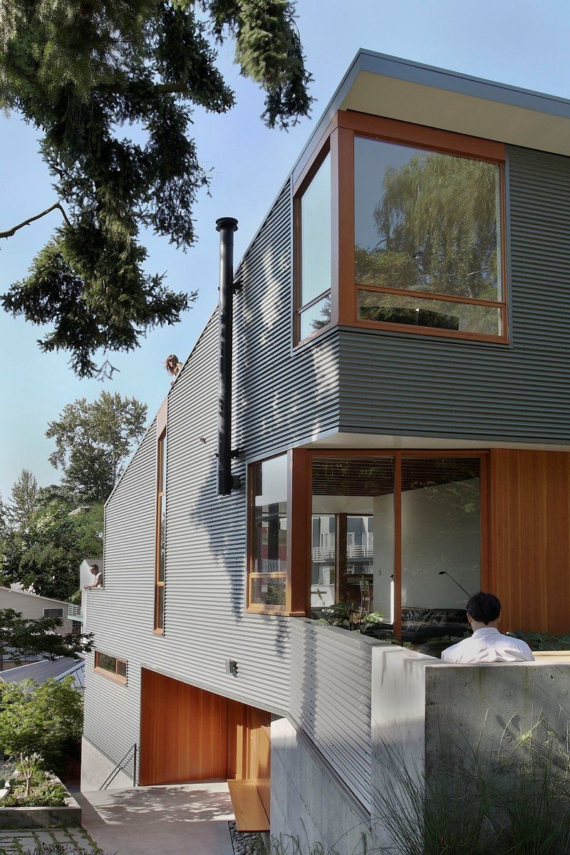 86 Modern Shed Design Looks Luxury to Complement Your Home-9492