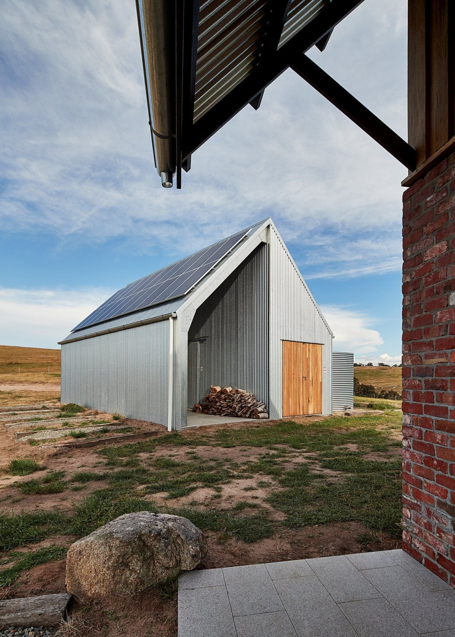 86 Modern Shed Design Looks Luxury to Complement Your Home-9522