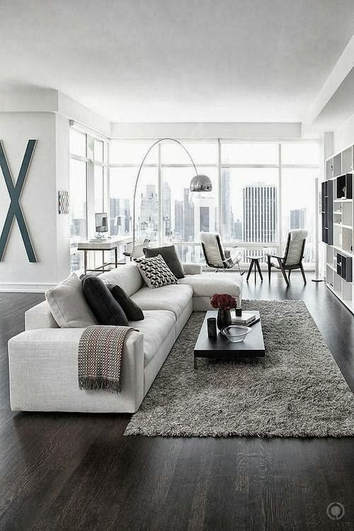 90 Interesting Modern Apartment Design Ideas - Tips On Redesigning Your Room for A More Dynamic Room-9872