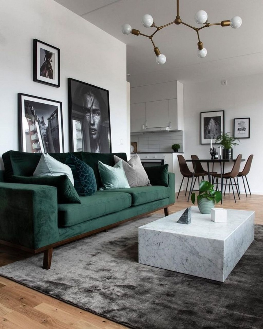 90 Interesting Modern Apartment Design Ideas - Tips On Redesigning Your Room for A More Dynamic Room-9913