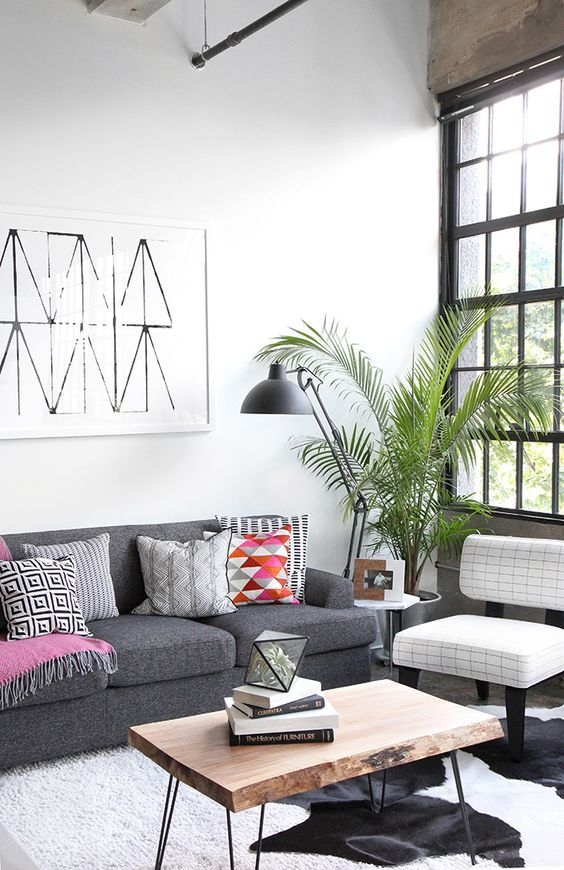 90 Interesting Modern Apartment Design Ideas - Tips On Redesigning Your Room for A More Dynamic Room-9878