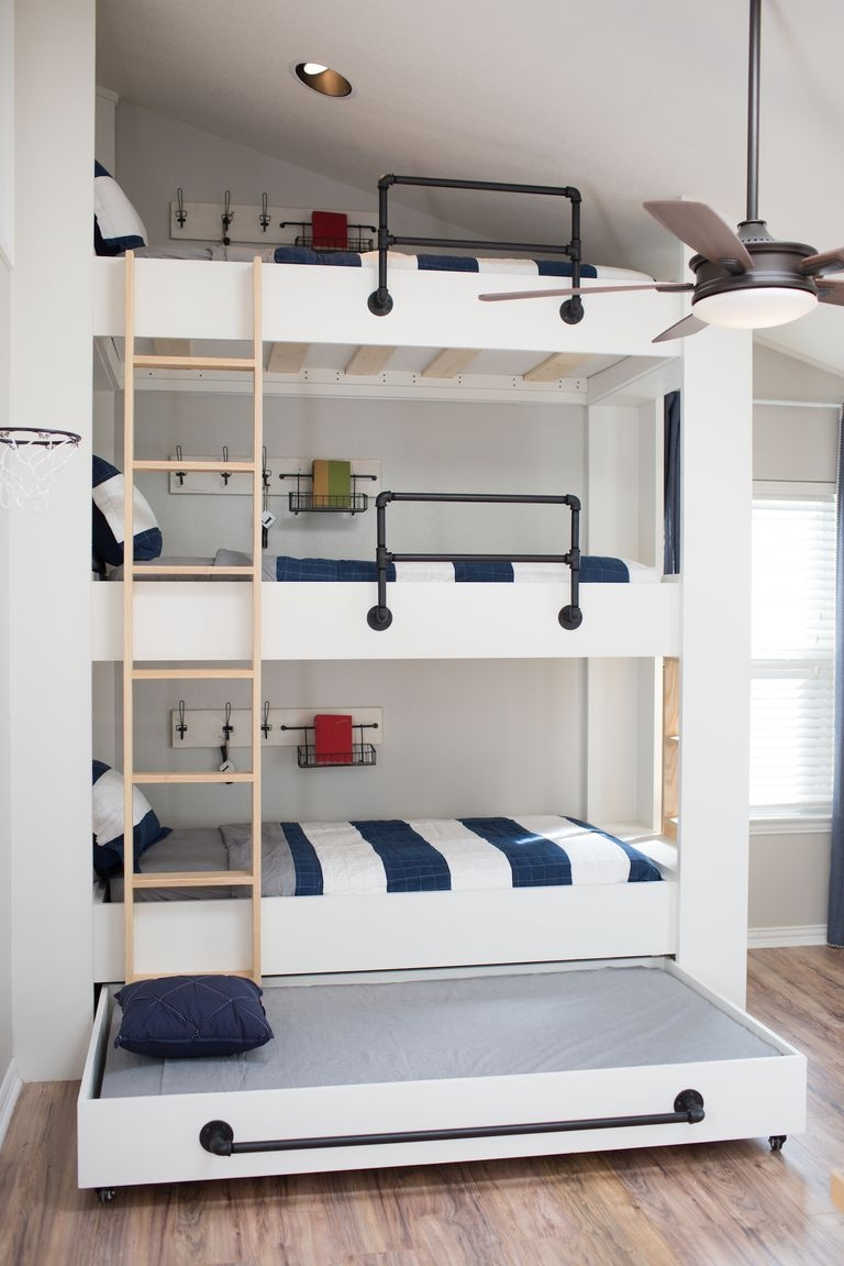 90 top Picks for A Triple Bunk Bed for Kids Rooms-9555