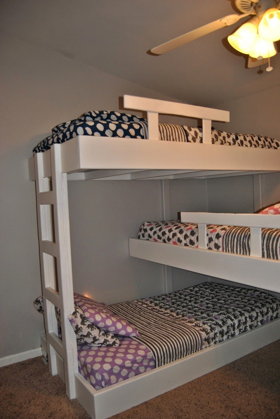90 top Picks for A Triple Bunk Bed for Kids Rooms-9603