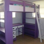 94 Minimalist Bunk Beds Design Ideas - Tips for Designing the Space-10165
