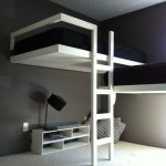 94 Minimalist Bunk Beds Design Ideas - Tips for Designing the Space-10153