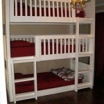 94 Minimalist Bunk Beds Design Ideas - Tips for Designing the Space-10189