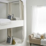 94 Minimalist Bunk Beds Design Ideas - Tips for Designing the Space-10192