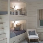 94 Minimalist Bunk Beds Design Ideas - Tips for Designing the Space-10208
