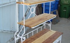 99 Fantastic Models Of Wooden Pallet Shelves For Your Woodworking Project Inspiration (38)