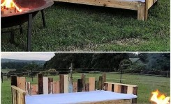 99 Fantastic Models Of Wooden Pallet Shelves For Your Woodworking Project Inspiration (50)
