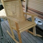 60+ DIY Outdoor Furniture Chairs Inspires 12