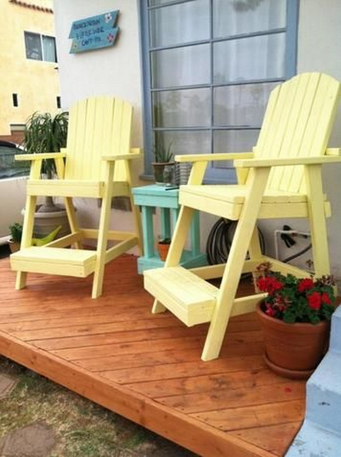 60+ DIY Outdoor Furniture Chairs Inspires 17