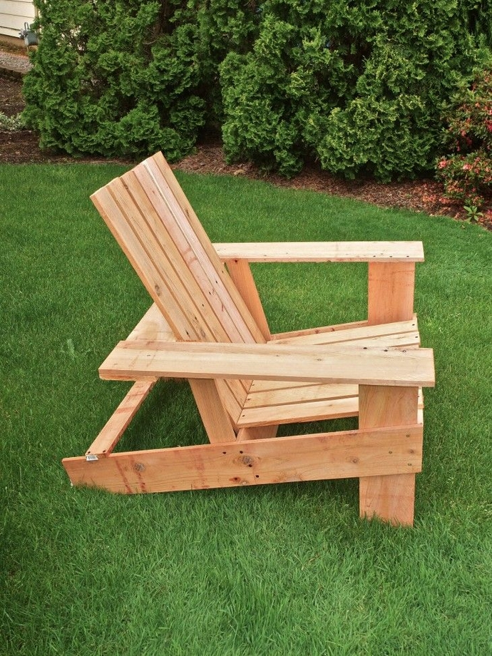 60+ DIY Outdoor Furniture Chairs Inspires 4