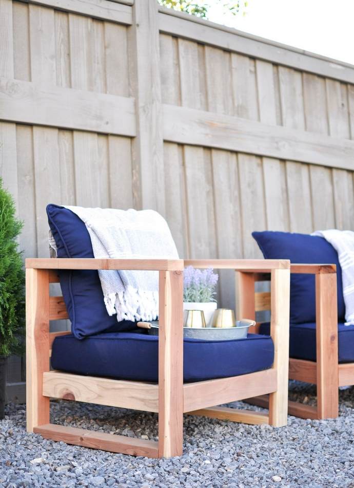 60+ DIY Outdoor Furniture Chairs Inspires 5