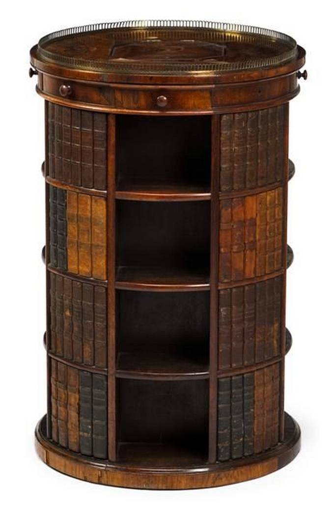 89 Models Beautiful Circular Bookshelf Design For Complement Of Your Home Decoration 19