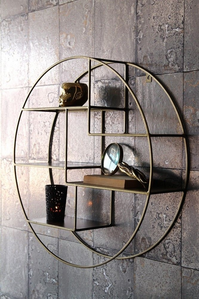 89 Models Beautiful Circular Bookshelf Design For Complement Of Your Home Decoration 25