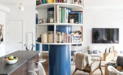 89 Models Beautiful Circular Bookshelf Design For Complement Of Your Home Decoration 63