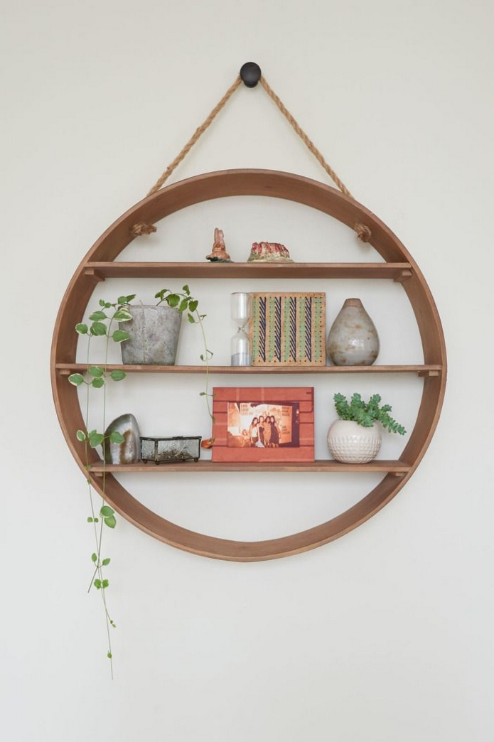 89 Models Beautiful Circular Bookshelf Design For Complement Of Your Home Decoration 7