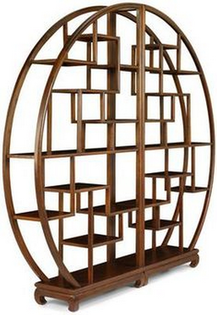 89 Models Beautiful Circular Bookshelf Design For Complement Of Your Home Decoration 75