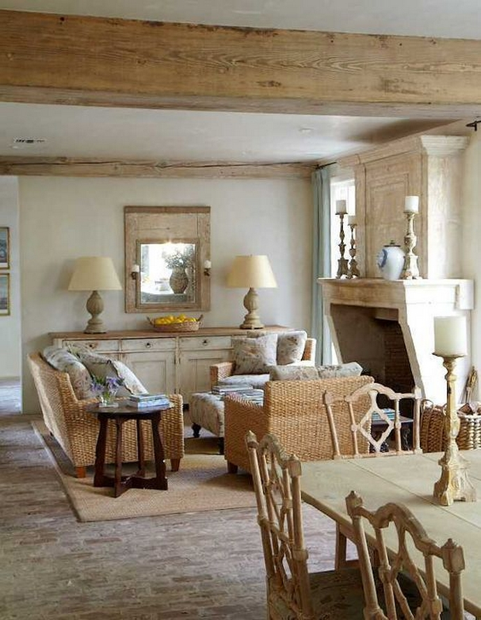 90 Most Popular Farmhouse Style Interior Design 6