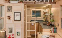 97 Cozy Tiny House Interior Are You Planning For Enough Storage 12