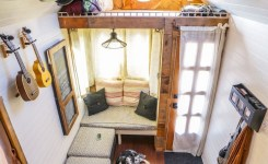 97 Cozy Tiny House Interior Are You Planning For Enough Storage 58